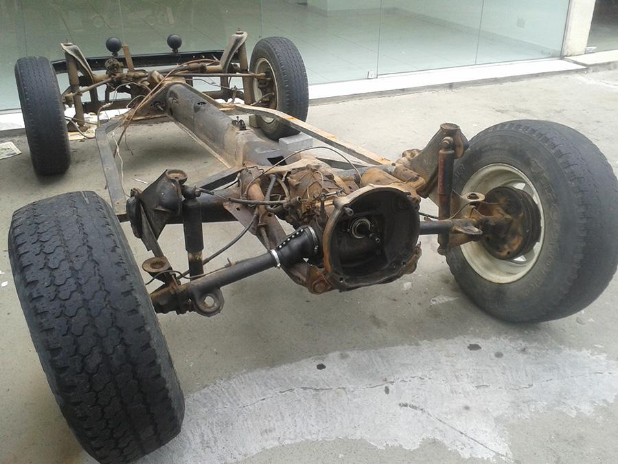 Restauração do Bugre IV Semmotor_2
